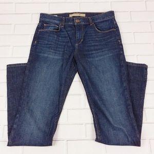 Joe's Jeans Acton Size 32 Slim Fit Med. Wash Blue